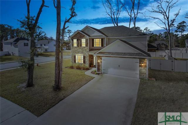 918 Jena Court, Hinesville, GA 31313 (MLS #201516) :: The Randy Bocook Real Estate Team