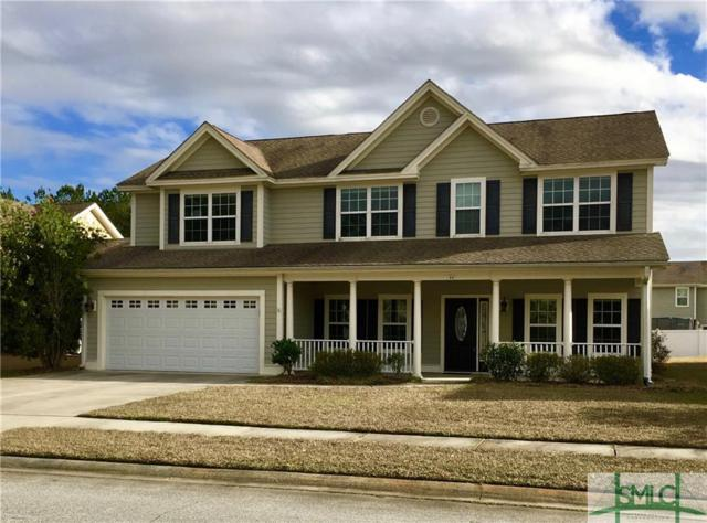 44 Olde Gate Court, Pooler, GA 31322 (MLS #201521) :: The Randy Bocook Real Estate Team