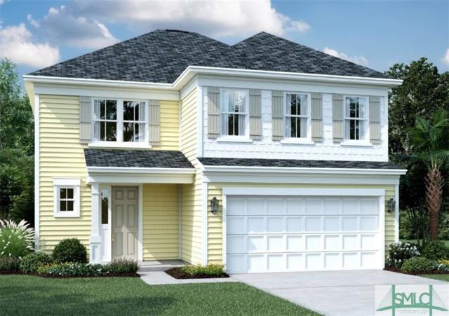 486 Waybridge Way, Richmond Hill, GA 31324 (MLS #201538) :: The Randy Bocook Real Estate Team