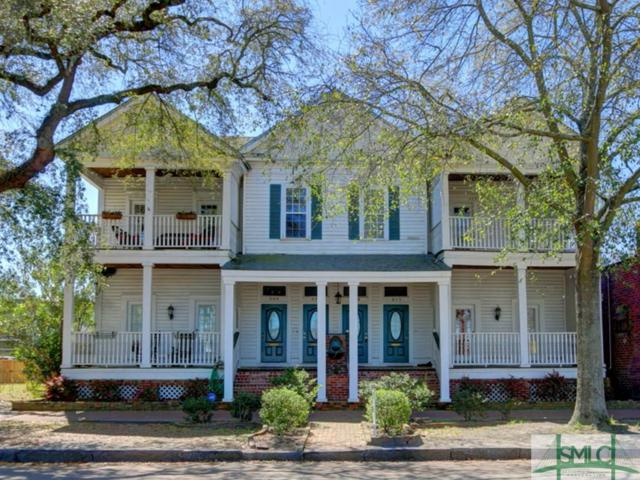 317 W Gwinnett Street, Savannah, GA 31401 (MLS #201563) :: The Randy Bocook Real Estate Team
