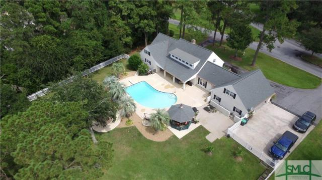 103 Herb River Drive, Savannah, GA 31406 (MLS #201573) :: Coastal Savannah Homes