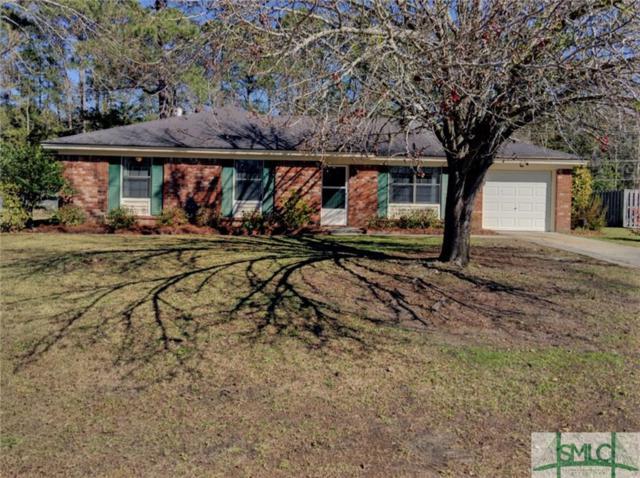 14 Rivers Bend Drive, Savannah, GA 31406 (MLS #201584) :: Coastal Savannah Homes