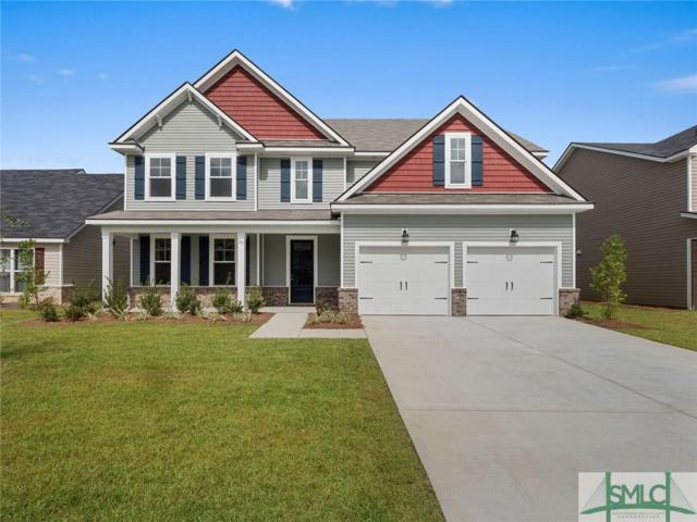20 Bridlington Way, Savannah, GA 31322 (MLS #201604) :: Karyn Thomas