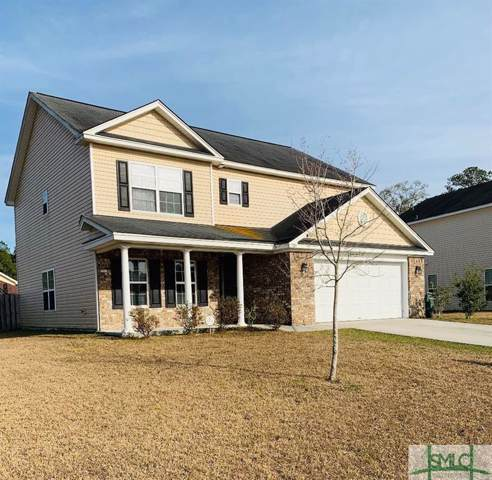 118 Austin Way, Savannah, GA 31419 (MLS #201606) :: Coastal Savannah Homes