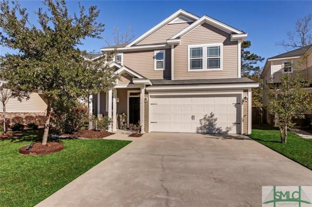124 Chapel Lake S, Savannah, GA 31419 (MLS #201648) :: Karyn Thomas