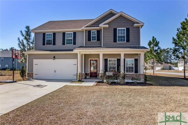 113 Caravelle Drive, Guyton, GA 31312 (MLS #201650) :: Heather Murphy Real Estate Group