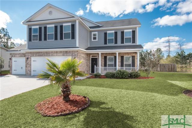 7 Harmony Court, Pooler, GA 31322 (MLS #201748) :: Karyn Thomas