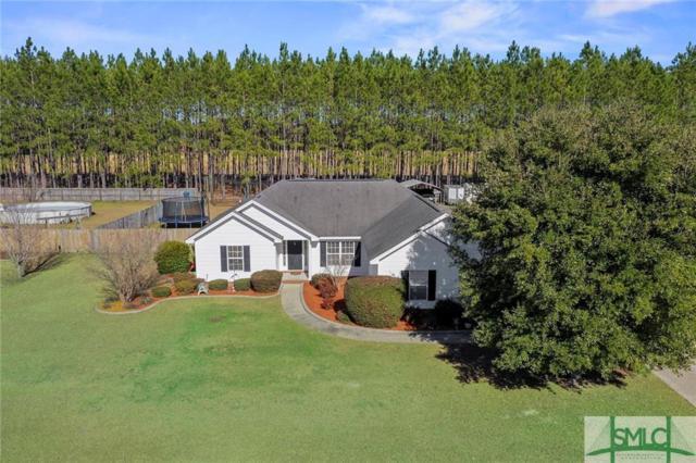128 Jamestown Drive, Rincon, GA 31326 (MLS #201756) :: The Randy Bocook Real Estate Team