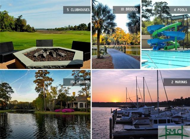 8 Riverwatch Lane, Savannah, GA 31411 (MLS #201796) :: Teresa Cowart Team