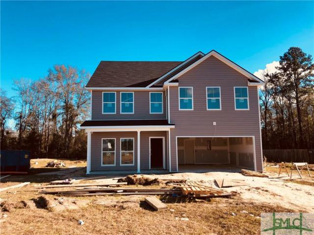 62 Riverside Drive NW, Ludowici, GA 31316 (MLS #201804) :: The Sheila Doney Team