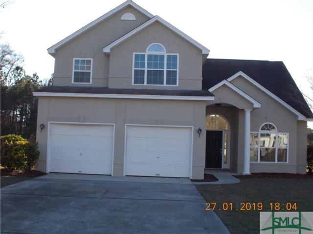407 Stonebridge Circle, Savannah, GA 31419 (MLS #201820) :: The Sheila Doney Team