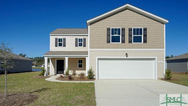 7 Gardenia Drive, Pooler, GA 31322 (MLS #201921) :: Coastal Savannah Homes