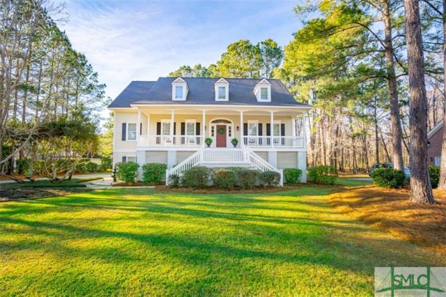 119 Greenview Drive, Savannah, GA 31405 (MLS #201973) :: Teresa Cowart Team