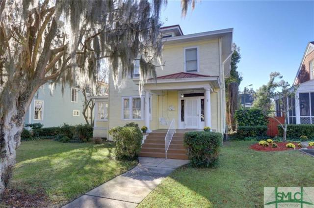 505 E 41st Street, Savannah, GA 31401 (MLS #201993) :: The Arlow Real Estate Group