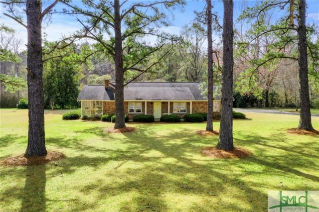 308 Langston Chapel Road, Statesboro, GA 30458 (MLS #202009) :: Teresa Cowart Team