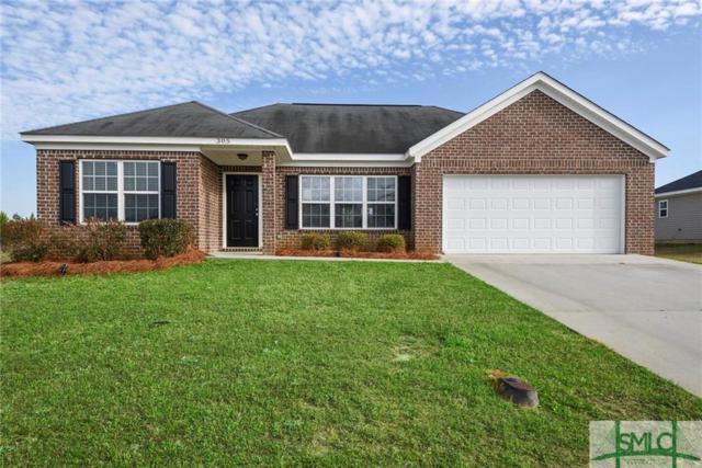 305 S Bridgeport Drive, Statesboro, GA 30461 (MLS #202019) :: McIntosh Realty Team