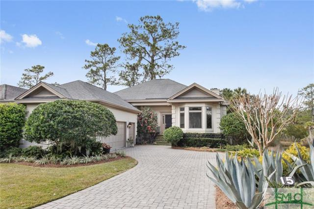15 Sparnel Road, Savannah, GA 31411 (MLS #202041) :: The Randy Bocook Real Estate Team