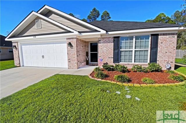 1131 Creekside Circle, Hinesville, GA 31313 (MLS #202087) :: Keller Williams Realty-CAP