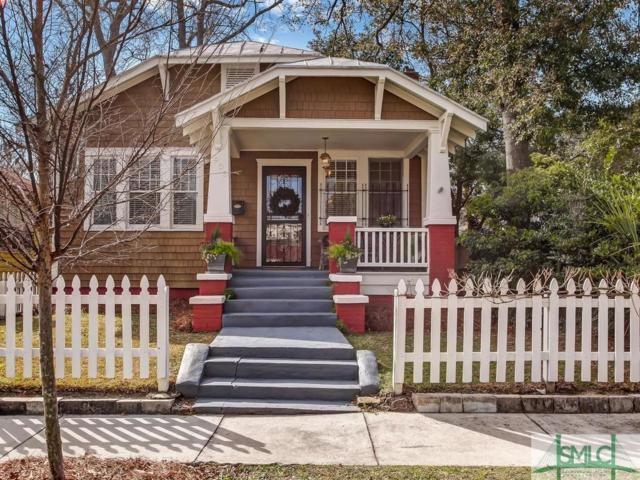 905 E 40th Street, Savannah, GA 31401 (MLS #202112) :: McIntosh Realty Team