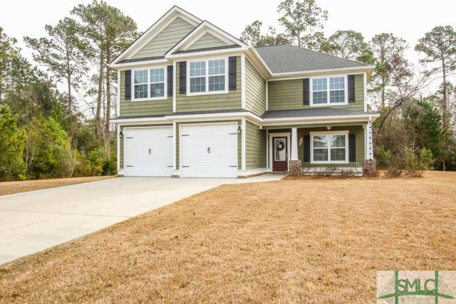 371 Beauly Drive, Richmond Hill, GA 31324 (MLS #202115) :: The Sheila Doney Team