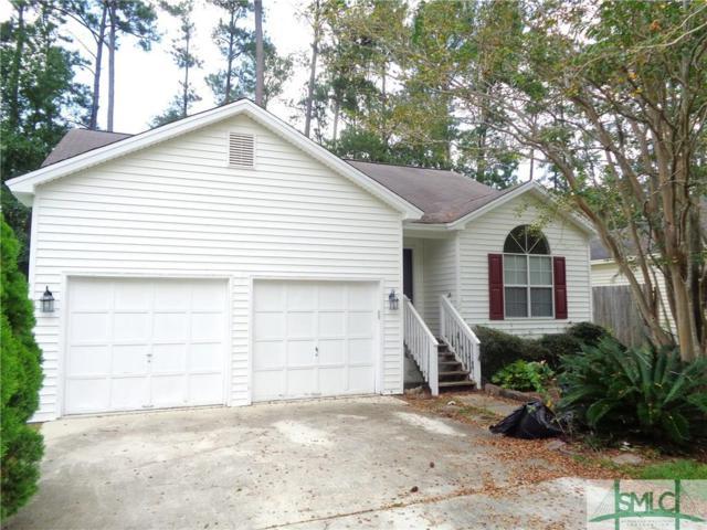 233 Sugar Mill Drive, Savannah, GA 31419 (MLS #202132) :: The Sheila Doney Team