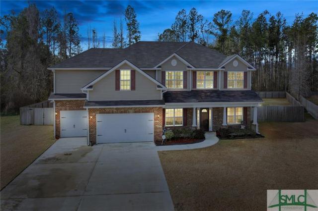 328 White Oak Drive NE, Ludowici, GA 31316 (MLS #202160) :: The Randy Bocook Real Estate Team