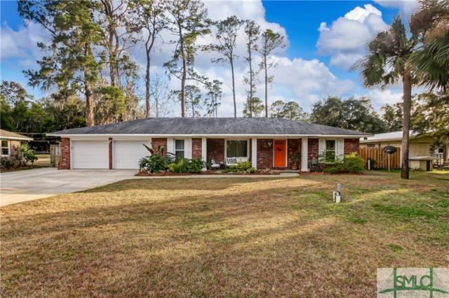 3 Lakewood Drive, Thunderbolt, GA 31410 (MLS #202177) :: Karyn Thomas