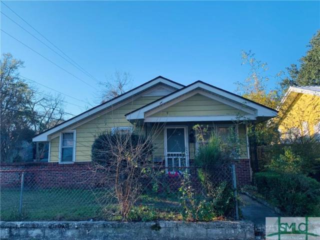 1133 E 32nd Street, Savannah, GA 31404 (MLS #202185) :: Teresa Cowart Team