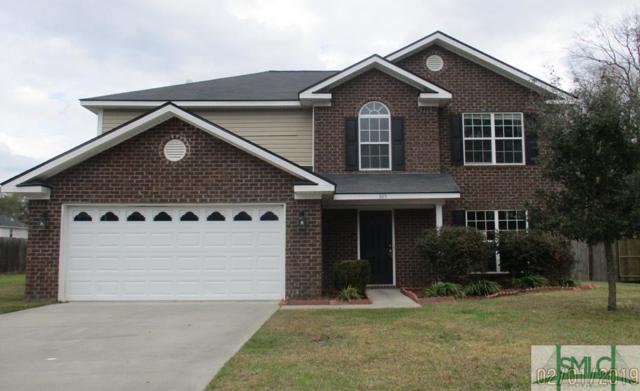 305 Largo Court, Hinesville, GA 31313 (MLS #202199) :: Keller Williams Realty-CAP