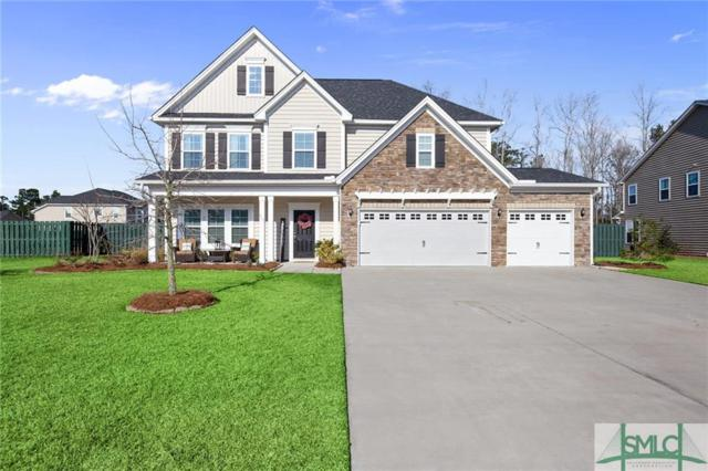 211 Kingswood Drive, Richmond Hill, GA 31324 (MLS #202266) :: Karyn Thomas