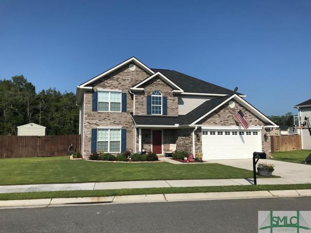 1039 Miles Crossing, Hinesville, GA 31313 (MLS #202277) :: Keller Williams Realty-CAP