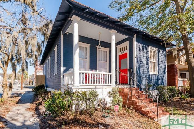 602 E 40th Street, Savannah, GA 31401 (MLS #202283) :: The Arlow Real Estate Group