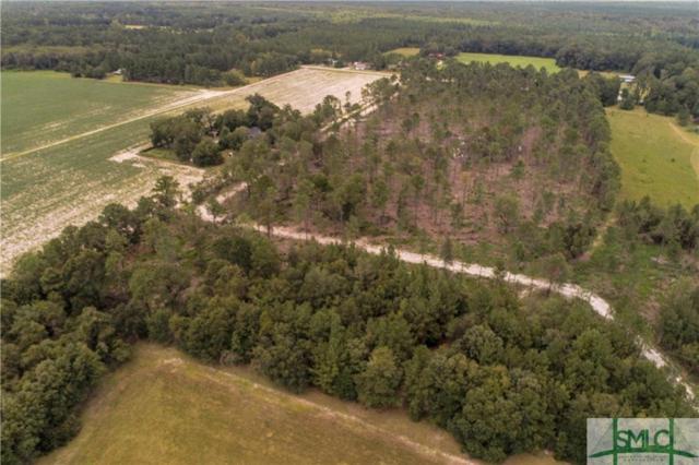 Lot 1 Highway 46 Highway, Pembroke, GA 31321 (MLS #202288) :: The Arlow Real Estate Group