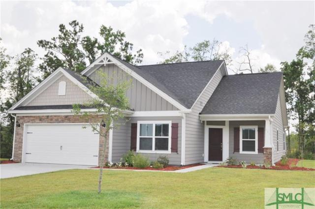 131 Baynard Street, Pooler, GA 31322 (MLS #202296) :: Coastal Savannah Homes