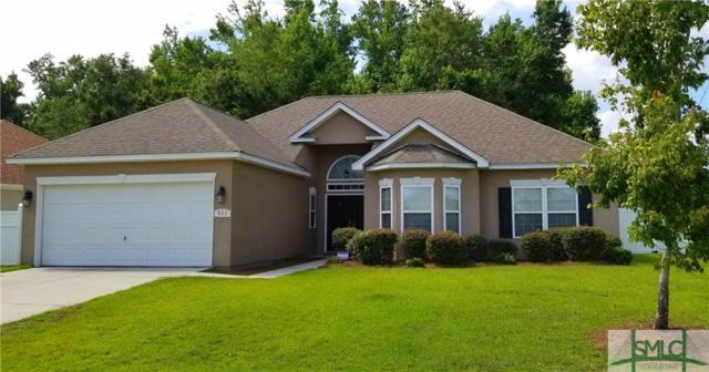 823 Hyacinth Circle, Guyton, GA 31312 (MLS #202298) :: Karyn Thomas