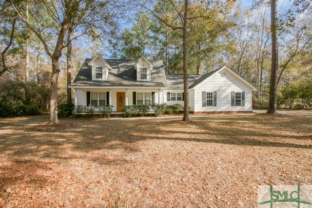 926 Rathlin Road, Richmond Hill, GA 31324 (MLS #202315) :: Karyn Thomas