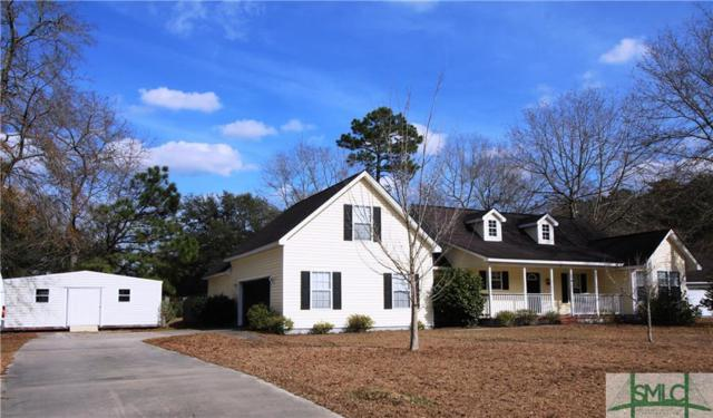 201 Cottonwood Court, Rincon, GA 31326 (MLS #202333) :: The Randy Bocook Real Estate Team