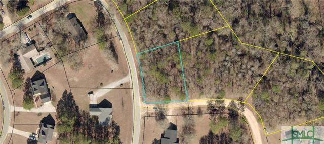 Lot 5 Lakeview Drive, Glennville, GA 30427 (MLS #202358) :: Teresa Cowart Team