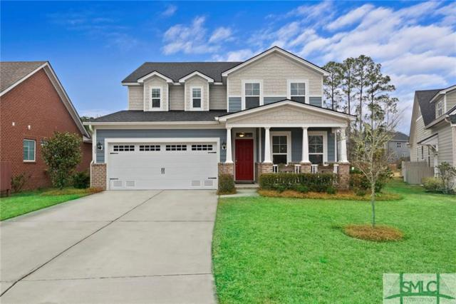 235 Tahoe Drive, Pooler, GA 31322 (MLS #202363) :: Coastal Savannah Homes