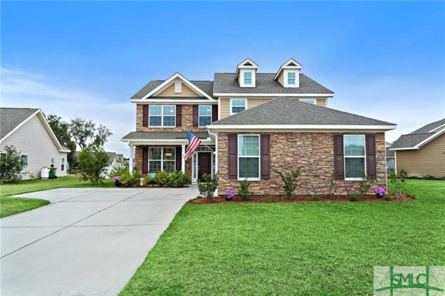 31 Belle Gate Court, Pooler, GA 31322 (MLS #202364) :: The Randy Bocook Real Estate Team