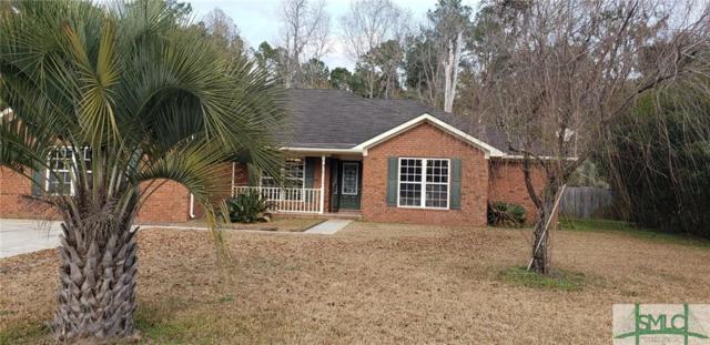 317 Wexford Drive, Hinesville, GA 31313 (MLS #202376) :: Keller Williams Realty-CAP