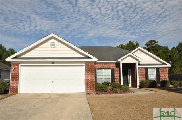 21 Valleydale Way, Savannah, GA 31405 (MLS #202380) :: Coastal Savannah Homes