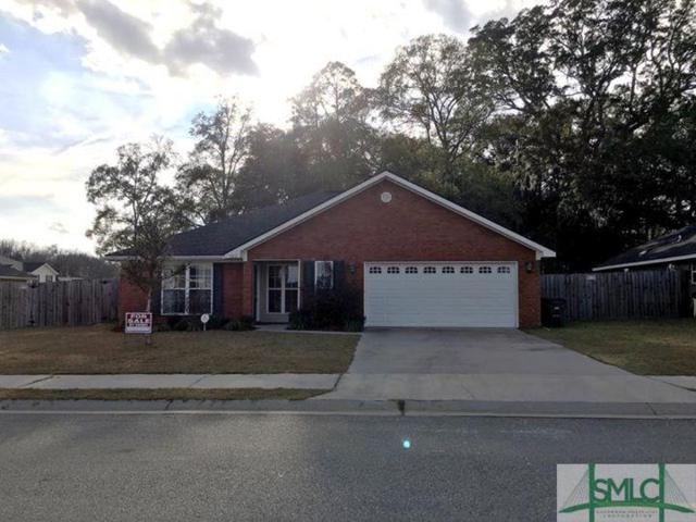 227 Augusta Way, Hinesville, GA 31313 (MLS #202390) :: Keller Williams Realty-CAP