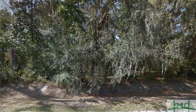 121 Salt Creek Road, Garden City, GA 31405 (MLS #202391) :: McIntosh Realty Team