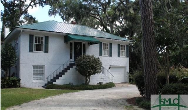 532 Dancy Avenue, Savannah, GA 31419 (MLS #202399) :: Coastal Savannah Homes