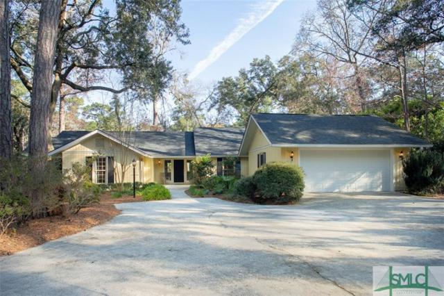 204 Wickersham Drive, Savannah, GA 31411 (MLS #202410) :: Coastal Savannah Homes