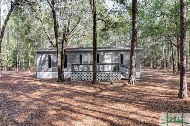 57 Sandy Lane, Ellabell, GA 31308 (MLS #202425) :: The Sheila Doney Team