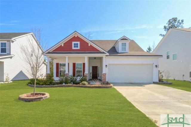 236 Willow Point Circle, Savannah, GA 31407 (MLS #202452) :: Keller Williams Realty-CAP