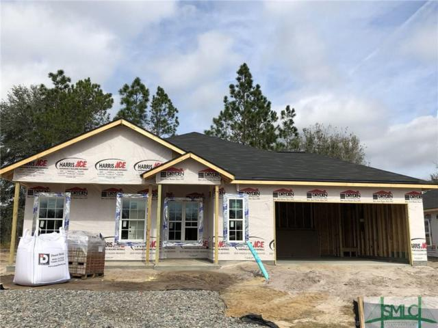 353 Alcott Circle, Hinesville, GA 31313 (MLS #202457) :: Keller Williams Realty-CAP