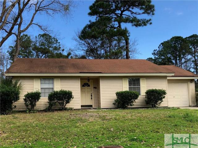 1534 Marcy Circle, Savannah, GA 31406 (MLS #202470) :: Karyn Thomas